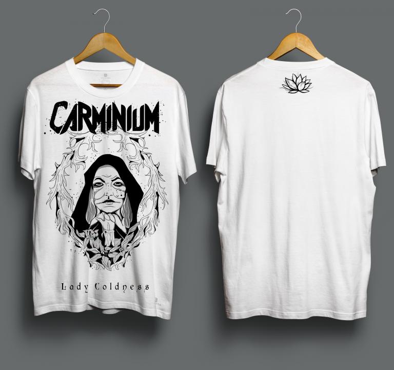 Camisa Lady Coldness da Carminium
