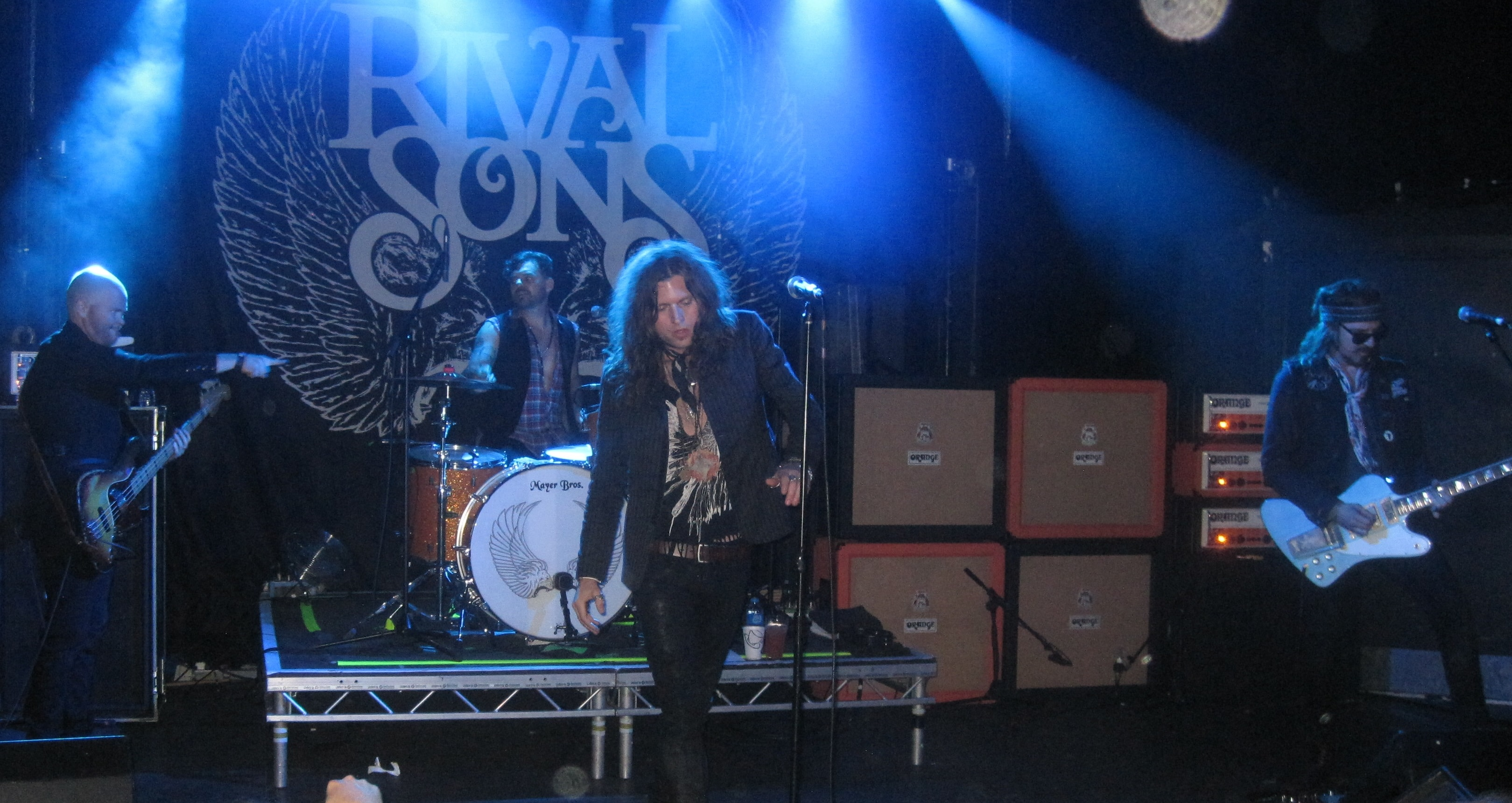 Conheça Rival Sons, a melhor banda de Rock Clássico dos últimos anos