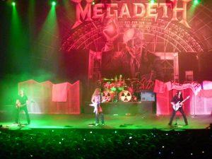 O brilho do Rust In Peace do Megadeth