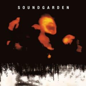 Capa do álbum Superunknown do Soundgarden